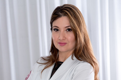 Dra Claudia Chang - Endocrinologista